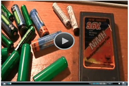 How To Recondition Batteries At Home - http://chadflick.ws/clip/video/965/how-to-recondition-batteries-at-home