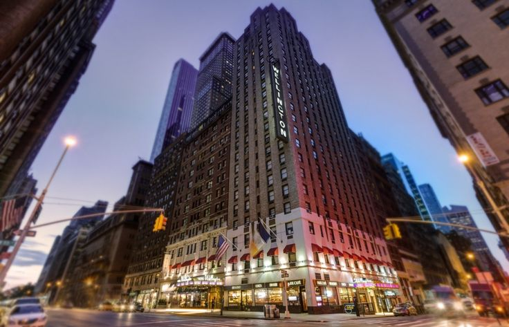 Wellington Hotel New York City | Hotel Midtown Manhattan Central Park | OFFICIAL SITE