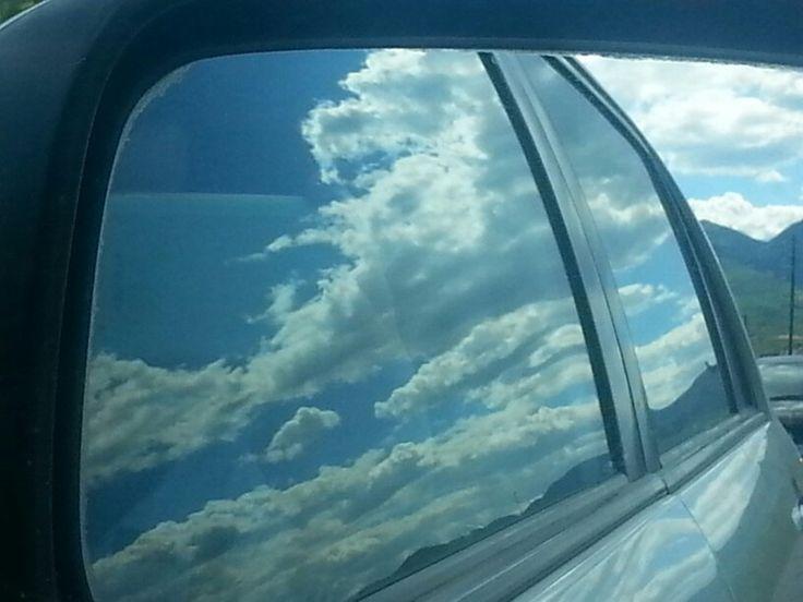 E. HASIOTIS Driving clouds