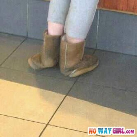 Top 20 Uggs Boots That Has Been Though The Struggle | Humor | Pinterest | Discount sites Snow ...