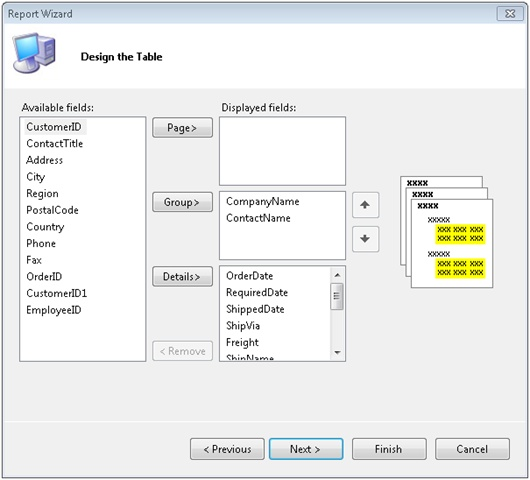 Using SQL Server Reporting Services in Client Mode