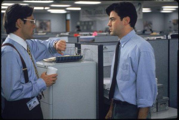 yeeeeeeeeahhh. I'm gonna need you to work Sunday...  Office Space