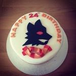 #asroma #chocolate fudge cake #football cake #italian | RomaGram.me le foto e immagini #asroma da Instagram