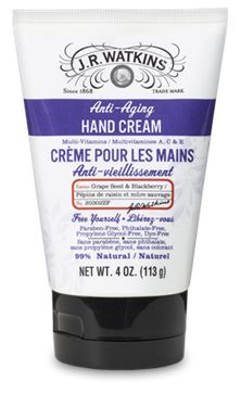"Anti-Aging Hand Cream Watkins Natural Products  Want to place an order ... go to www.jrwatkins.com Click top right corner ""Sign In/Create Account"" Click ""Create a Watkins Customer Account"" Fill out the form and on the right hand side click ""I shop with a J.R. Watkins Consultant"". Enter 645274 in ""My Consultant Number"" Sign up at www.respectedhomebusiness.com/645274"
