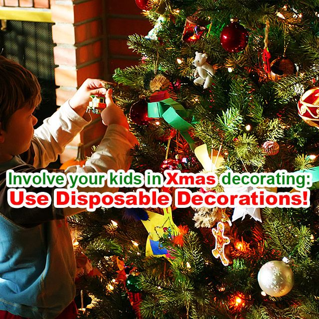 Include your #Kids in the #Christmas #decorating process this year with these #tips!  #tinsel #artsandcrafts #DIY #KZNsouthcoast