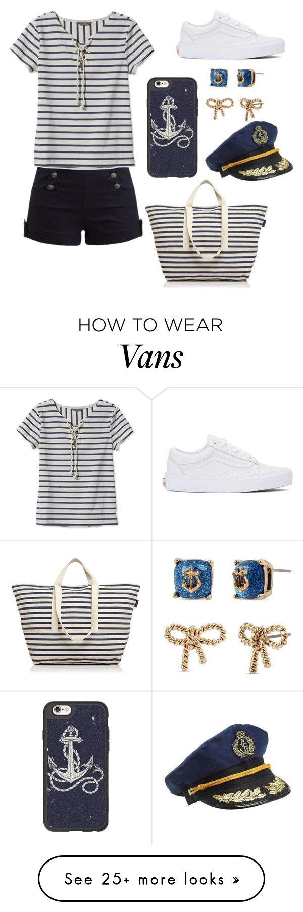 """"" by mbubbles109 on Polyvore featuring Casetify, BAGGU, L.L.Bean, Betsey Johnson and Vans"