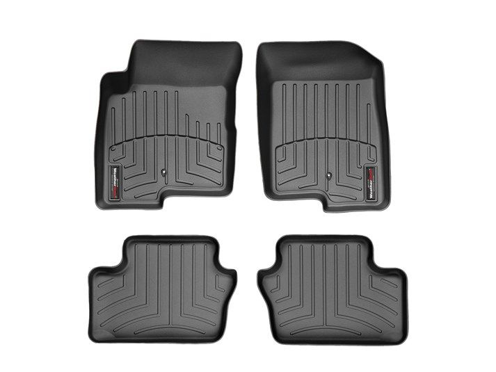 2014 Jeep Patriot | WeatherTech FloorLiner custom fit car floor protection from mud, water, sand and salt. | WeatherTech.com