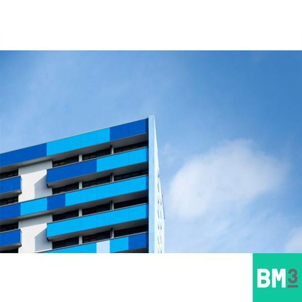Kenrick Estate   Sandwell   Sandwell Homes   June 08 - May 12   #architecture #highrise #refurbishment #sandwell #blue #tower #blocks
