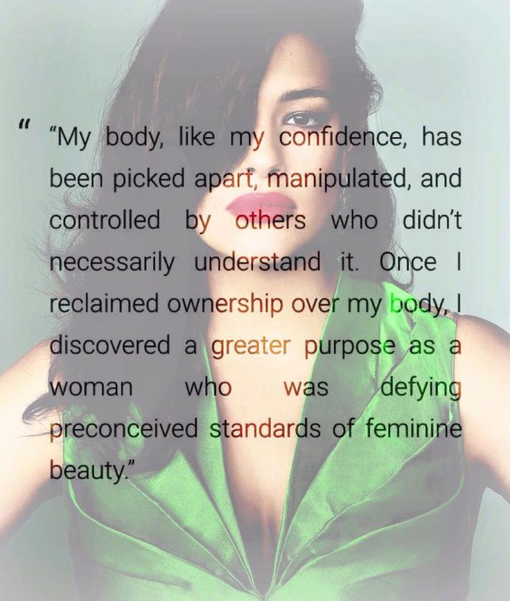 Inspirational Quotes On Pinterest: 25+ Best Body Confidence Quotes On Pinterest