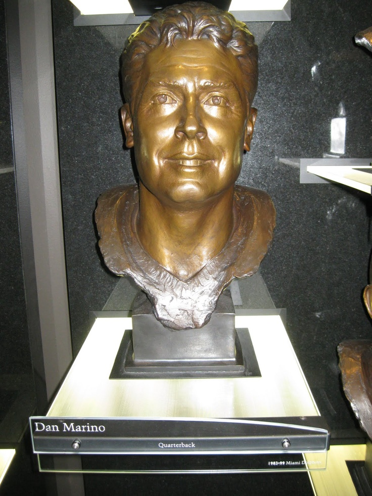 hall of fame dan marino and Hall of famer dan marino played his entire career for the miami dolphins and is  considered one of the most prolific passing quarterbacks in nfl history.