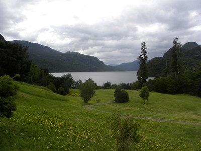 Aiken del Sur Private Park near Puerto Chacabuco, Chile