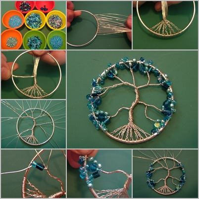 1000 ideas about dream catcher tutorial on pinterest for How to make dreamcatcher designs