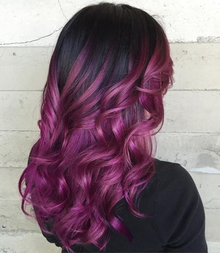 80 best hair images on pinterest hairstyle purple highlights 80 best hair images on pinterest hairstyle purple highlights and blue purple hair pmusecretfo Image collections
