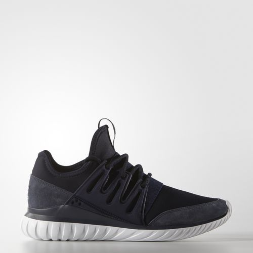 best cheap 687bf b89a7 Kjøp Adidas Herre Originals Trainers TUBULAR RADIAL Night NavyNight Indigo  (AQ6725) Treningssko Pris