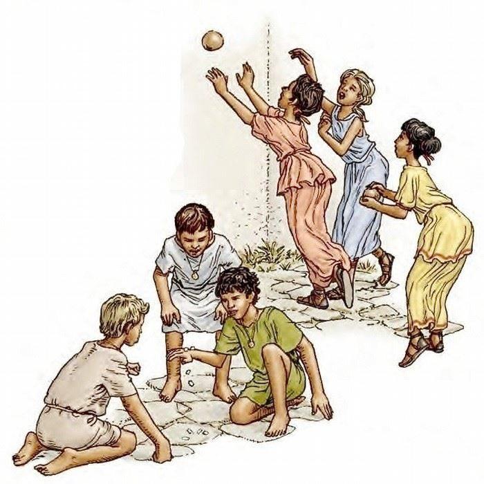 Мальчик и слуги картинки