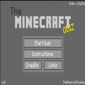 The quiz Minecraft Minecraft version 3 is the first puzzle game of James Reid - a loyal fan Minecraft. Author of this game spent 3 days Design The Minecraft Quiz 3. Are people ready to play Minecraft check your acquaintance with the 33 questions in this game right now?