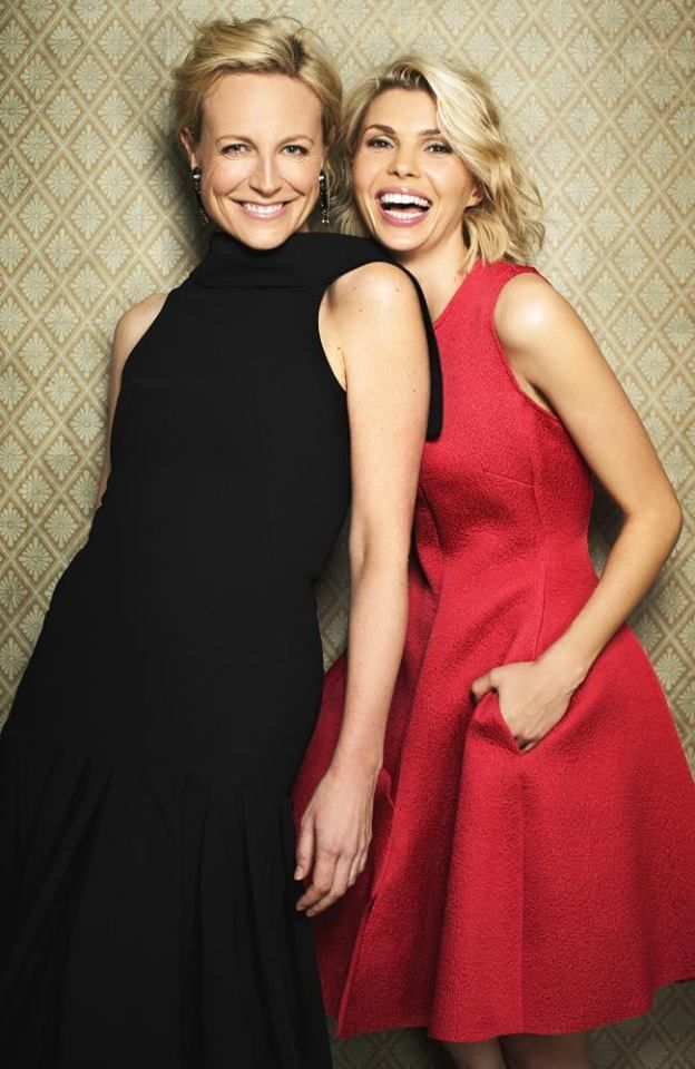 Marta Dusseldorp and Abby Earl - A place to call home
