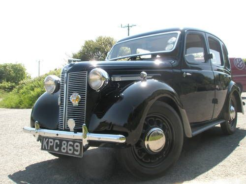 Austin 8 (1946) Maintenance/restoration of old/vintage vehicles: the material for new cogs/casters/gears/pads could be cast polyamide which I (Cast polyamide) can produce. My contact: tatjana.alic@windowslive.com