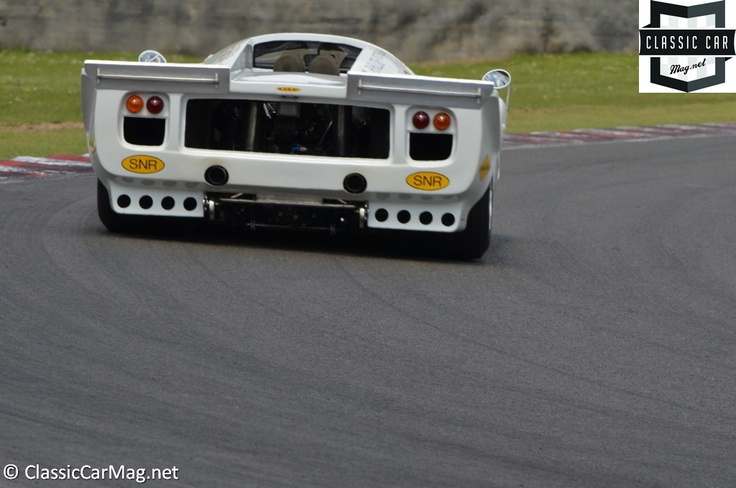 1968 Lola T70 Mk3b driven by Voyazides and Hadfield - Historic Sports Cars