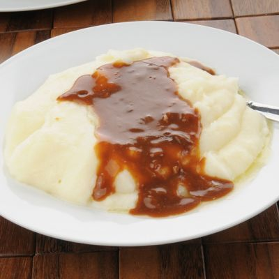 Golden Corral Mashed Potatoes and Gravy
