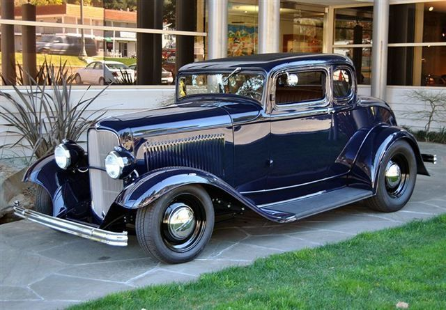 141 best hot rods images on pinterest classic trucks for 1932 ford 5 window coupe