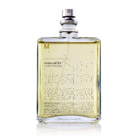 Molecule 03. The most divine smell on earth.