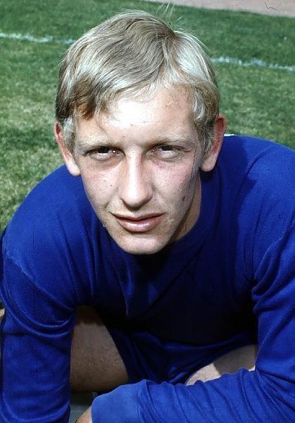 Johnny Vincent Birmingham City 1970