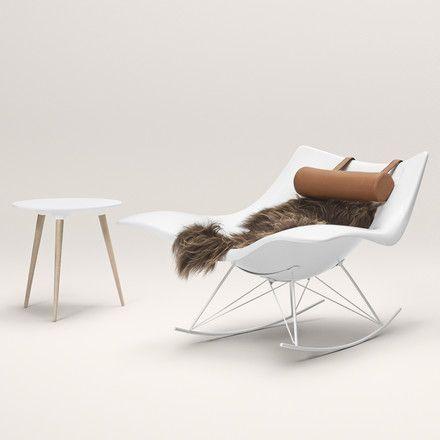 ber ideen zu schaukelst hle auf pinterest st hle moderne schaukelst hle und armlehnen. Black Bedroom Furniture Sets. Home Design Ideas