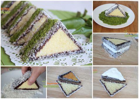 sandviç kek nasıl yapılır
