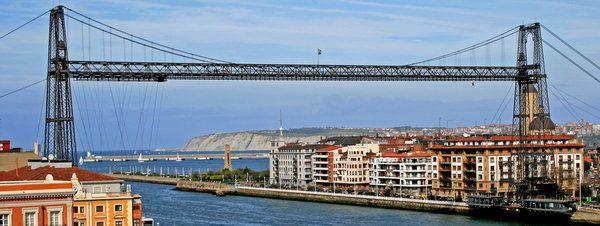 Puente Colgante de Portugalete, Bizkaia
