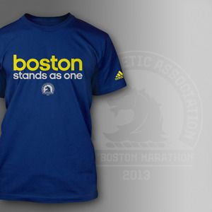 "Adidas has announced it will donate all proceeds from the sale of its new ""Boston stands as one"" T-shirt to The One Fund, which was established to aid victims of the Boston Marathon bombing."