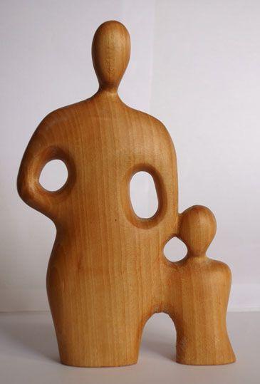 scultura in legno di tiglio, finitura a cera. Cm 21x14x5 http://www.operaitalianahandmadeinitaly.com/