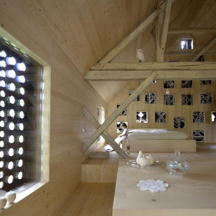 Alpine Barn Conversion by Ofis arhitekti_20