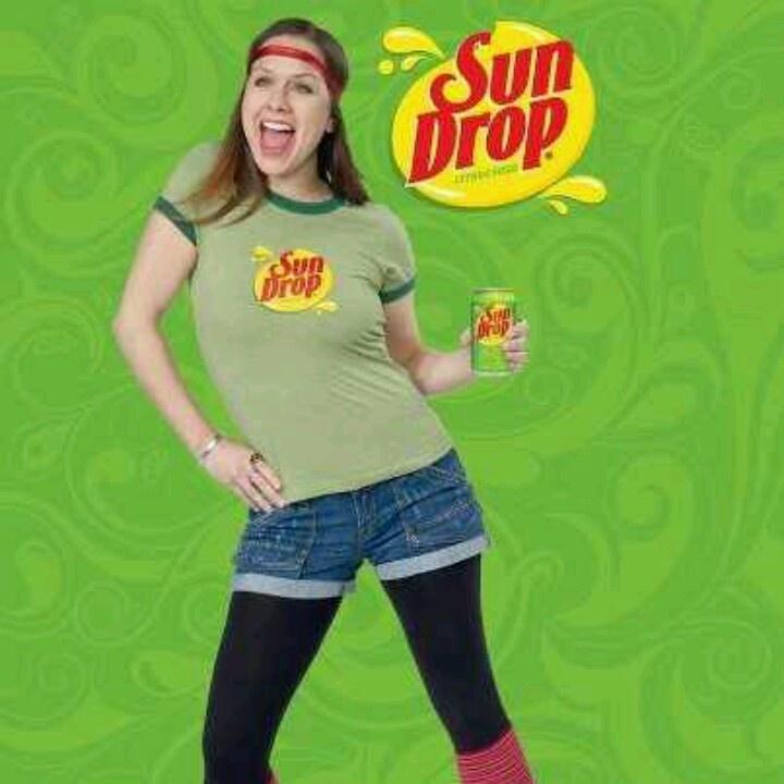 sun drop girl - Sundrop Halloween Costume
