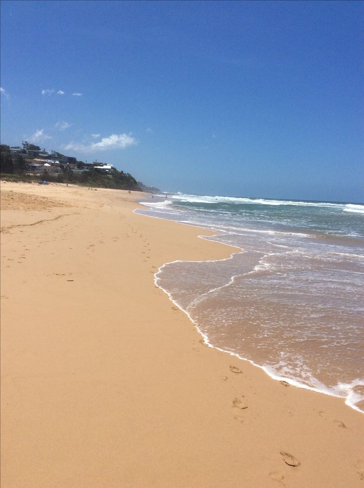 Thirroul Beach in Southern NSW