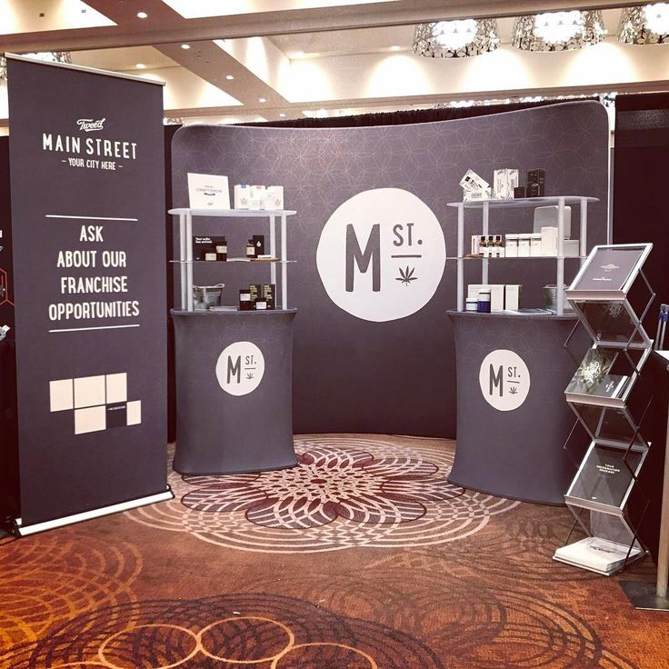 "61 mentions J'aime, 2 commentaires - Detonate Group Inc (@detonategroup) sur Instagram : ""A nice little setup for our friends @tweedmainstreet for the @ocannabiz expo happening all weekend…"""