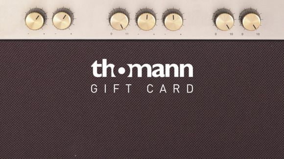 A Thomann gift voucher! Our gift suggestion for Christmas! We wish you a merry, merry X-Mas!  www.thomann.de #music #musicians #gear #equipment #xmas #christmas #stage #band #passion #love #thomann #instruments #gift #present #ideas #suggestions #wishlist #santa #santaclaus #x-mas #hohoho #present #music #acoustic #guitar  #voucher