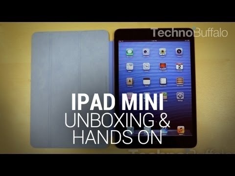 Ipad Mini - Cool mini gadget!