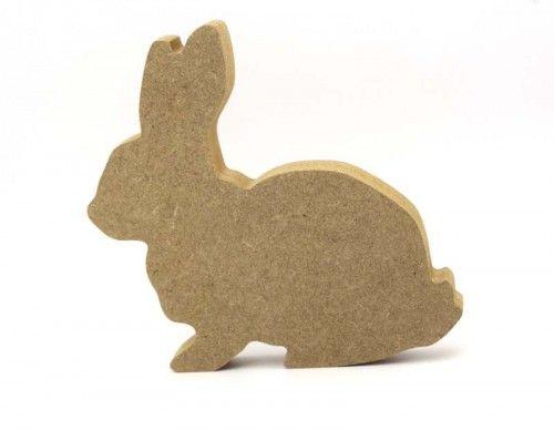 18mm Freestanding rabbit blank craft shapes http://www.lornajayne.co.uk/