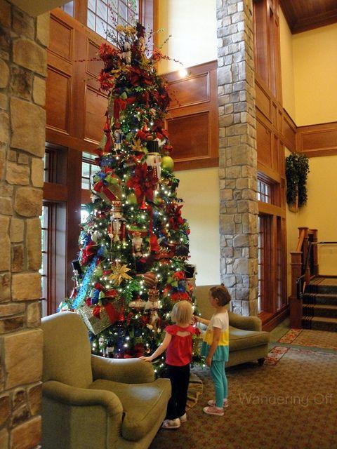 Christmas At The Barn Nursery Chattanooga