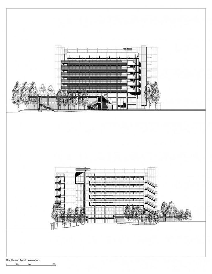 UCLA Eli & Edythe Broad Art Center – Richard Meier & Partners Architects