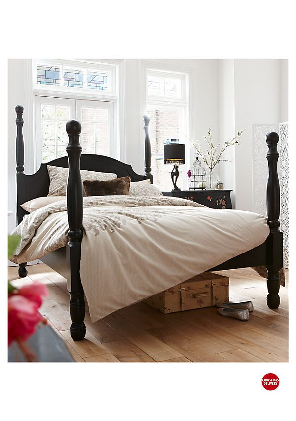 Colonial Bed Frame Plans Woodworking Projects Amp Plans