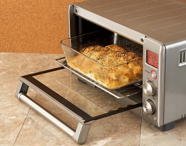 Countertop Tandoori Oven : ... countertop oven; when theyve lost translucency and turn opaque, they