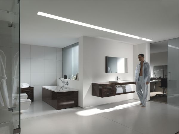 Duravit   Bathroom Design Series: 2nd Floor   Washbasins, Toilets, Bidets,  Tubs