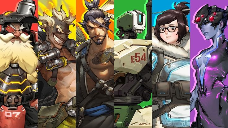 6 Secrets about Overwatch's Defense Heroes by Jeff Kaplan Jeff from the Overwatch team reveals a little-known fact about Bastion Hanzo Junkrat Mei Torbjörn and Widowmaker. May 22 2017 at 12:00PM https://www.youtube.com/user/ScottDogGaming