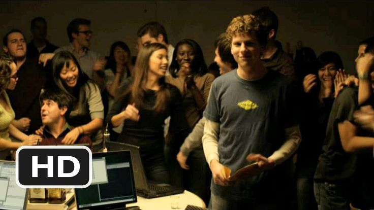 The Social Network Official Trailer #1 - (2010) HD
