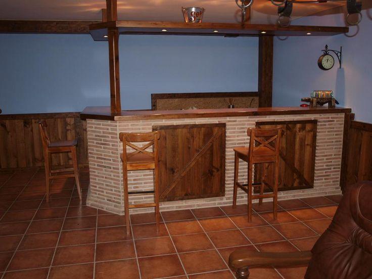 Cocinas r sticas de ladrillo buscar con google cocinas de obra pinterest search - Cocinas de obra rusticas ...
