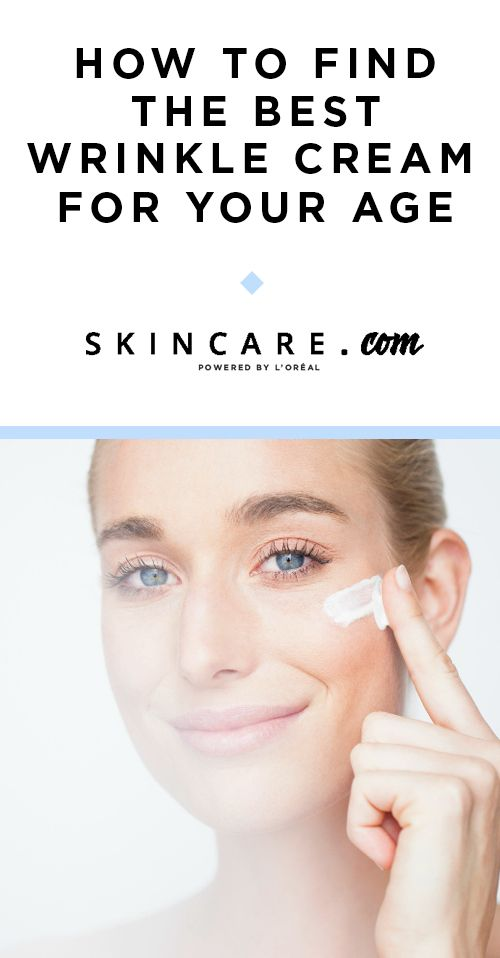Wrinkle Expert: Finding the Best Wrinkle Cream For Your ...