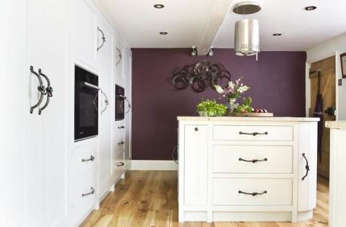 Farrow Amp Ball Brinjal Wall Color Pinterest Lavender