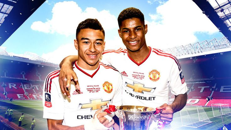 Jesse Lingard and Marcus Rashford can continue Manchester United's traditions